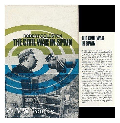 9780460077293: The Civil War in Spain,