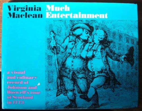 9780460078801: Much Entertainment