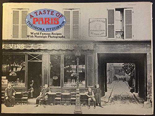 9780460078955: Taste of Paris
