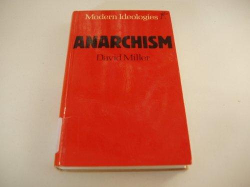 9780460100939: Anarchism (Modern Ideologies)