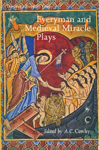 9780460103817: Everyman and Medieval Miracle Plays