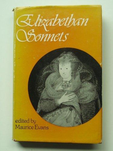 9780460105545: Elizabethan Sonnets (Everyman's University Library)
