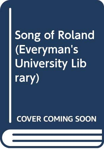 9780460107778: Song of Roland (Everyman's University Library)