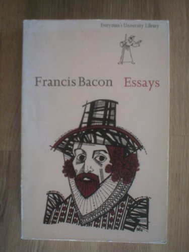 francis bacon the essays literary criticism Explore 'bacon's essays on revenge, envy and deformity' on and statesman francis bacon (1561–1626) the essays are often considered his biggest literary.