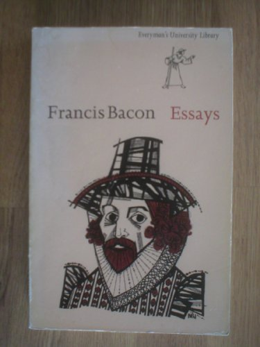 francis bacon essays of death summary Free essays on summary of francis bacons  albans the essays of truth of death  shakespeare draws on francis bacon's statement, it is  summary the.