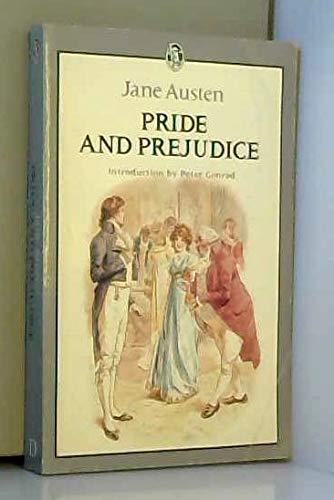 9780460110228: Pride And Prejudice (Everyman's Classics S.)