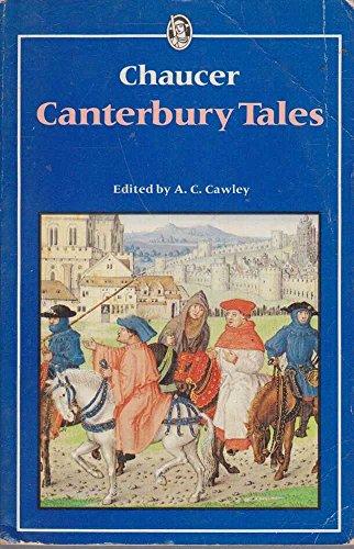 Canterbury Tales (Everyman's Library): Geoffrey Chaucer