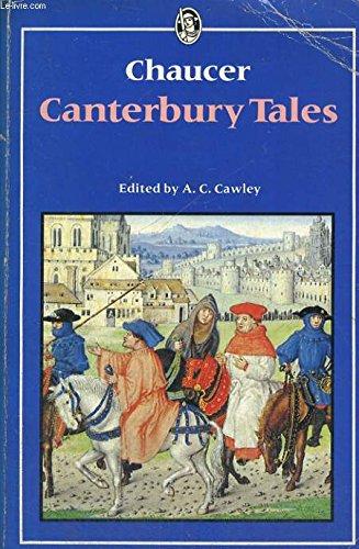 9780460113076: Canterbury Tales (Everyman's Library ; 307)