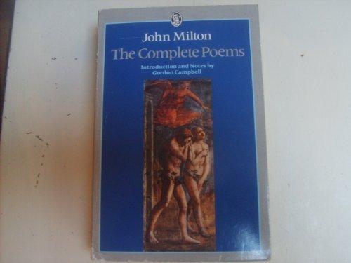 9780460113847: Complete Poems (Everyman Paperbacks)