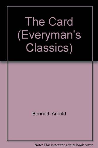 9780460114165: The Card (Everyman's Classics)