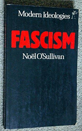 Fascism: Noel O'Sullivan