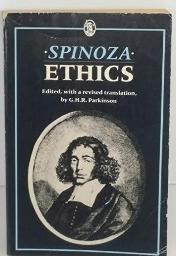 9780460114813: Ethics (Everyman's Classics)