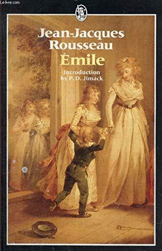 Emile: Rousseau, Jean-Jacques