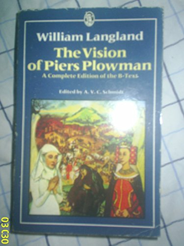 9780460115711: The Vision of Piers Plowman (Everyman's University Library)