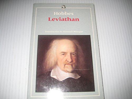 Leviathan (Everyman's Classics): Hobbes, Thomas