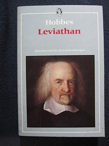The Leviathan: Thomas Hobbes