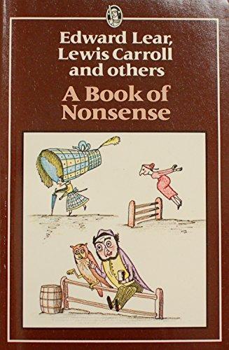 9780460118064: A Book of Nonsense (Everyman's Classics)
