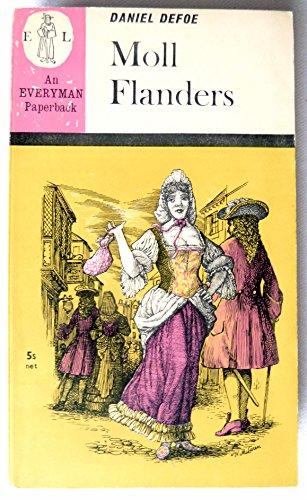Moll Flanders (Everyman Paperbacks): Defoe, Daniel, Rogers, Pat