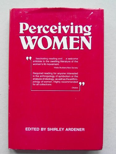 9780460125369: Perceiving Women