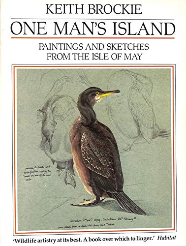 9780460125499: One Man's Island: Paintings and Sketches from the Isle of May