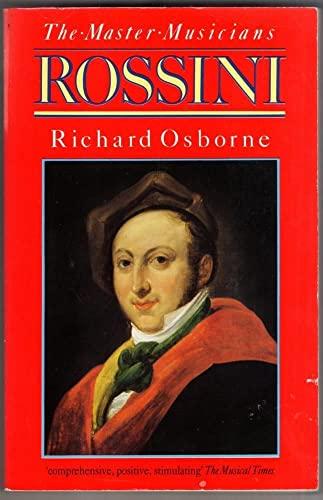 Osborne And München rossini by richard osborne abebooks