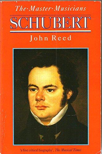 9780460125826: Schubert (Master Musician)