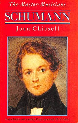9780460125888: Schumann (Master Musician)