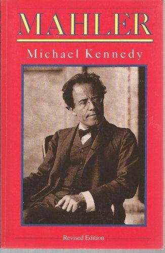 9780460125987: Mahler (Master Musicians Series)