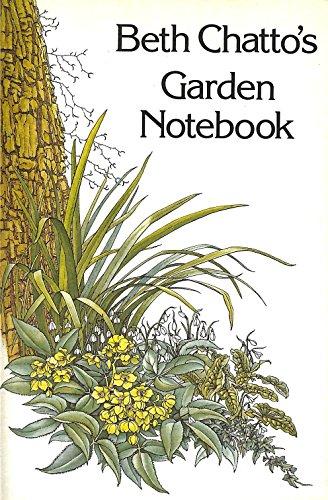 9780460126069: Beth Chatto's Garden Notebook