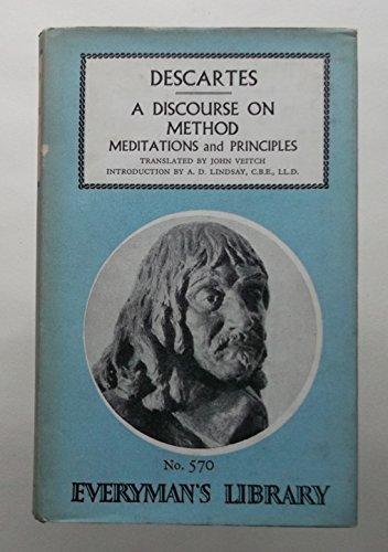 9780460155700: Discourse on Method (Everyman Classics)