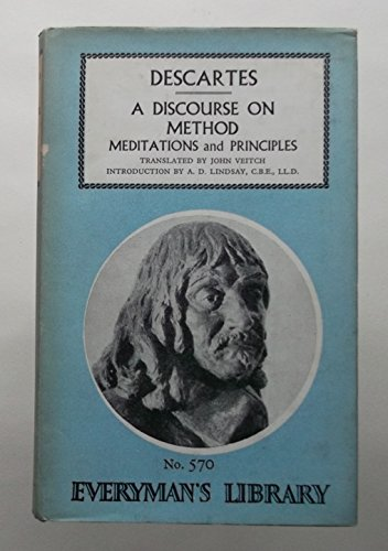 9780460155700: Discourse on Method (Everyman Classics)