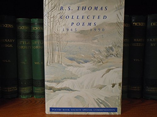 Collected Poems 1945-1990: THOMAS, R.S