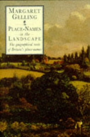 9780460860864: Place-names in the Landscape