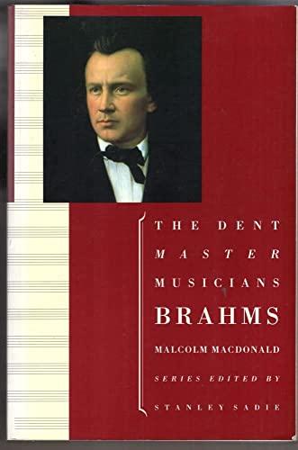 9780460861021: Brahms (Master Musician)