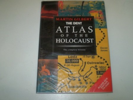 9780460861717: The Routledge Atlas of the Holocaust (Routledge Historical Atlases)