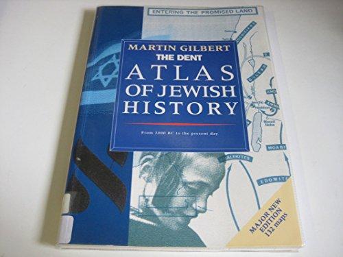 9780460861823: The Atlas of Jewish History
