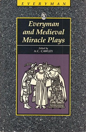 9780460870320: Everyman and Medieval Miracle Plays
