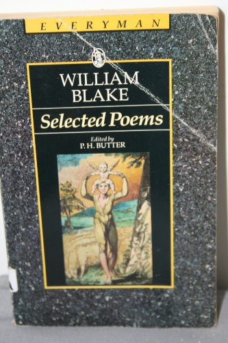 Selected Poems (Everyman's Library): Blake, William:
