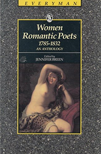 9780460870788: Women Romantic Poets