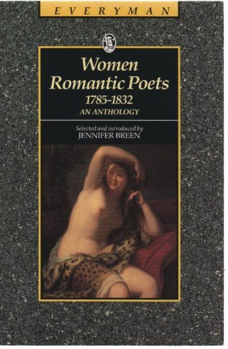 9780460870788: Women Romantic Poets (Everyman's library)