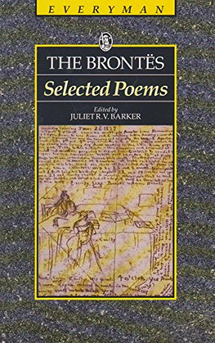 9780460870931: Selected Poems Brontes (Everyman's Library)