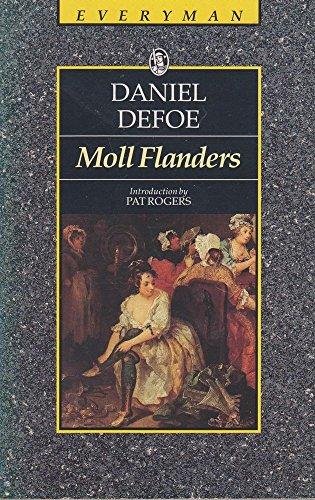 9780460870955: Moll Flanders