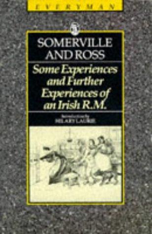 9780460870993: Some Experiences of an Irish R.M. (Everyman's Library)