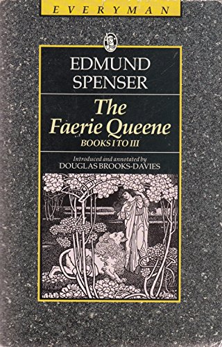 Faerie Queene: Bk. 1-3 (Everyman's Library): Spenser, Edmund