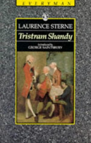 Tristram Shandy (Everyman's Library (Paper)): Laurence Sterne