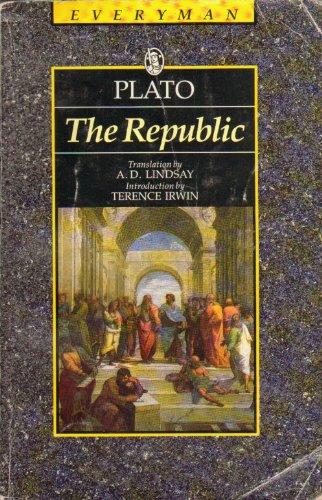 9780460871525: Republic (Everyman's Library)