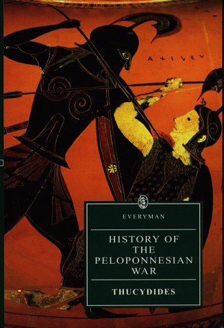 9780460871532: History of the Peloponnesian War (Everyman's Library) (English and Ancient Greek Edition)
