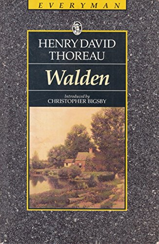 9780460871594: Walden & Emerson (Everyman's library)