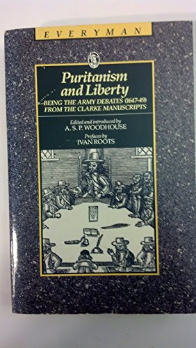 Puritanism & Liberty (Everyman's Library (Paper))