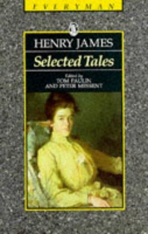 9780460872096: James: Selected Tales (Everyman)